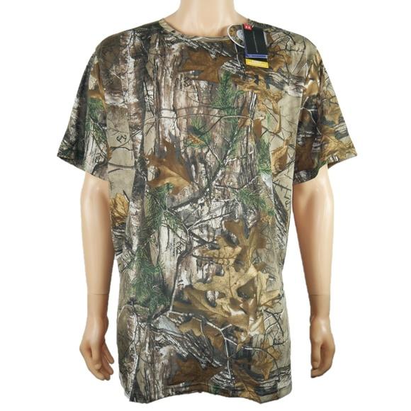 Under Armour Threadbare Early Season Men Hunting Short Sleeve T-Shirt Realtree